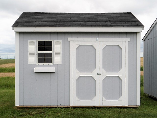 Canterbury Shed