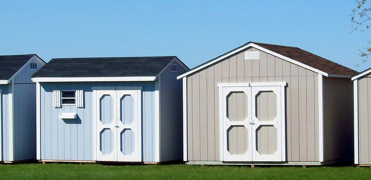 Enjoy Quality U0026 Decor In Your Outdoors With A Storage Shed From Backyard  Building Systems!
